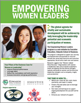 Empowering Women Leaders Program